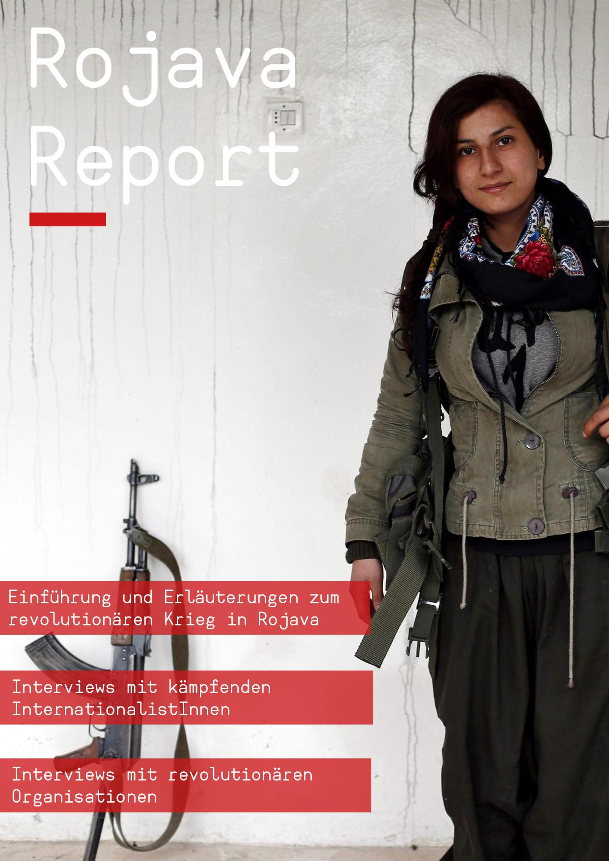 Buchtipp: Report Rojava