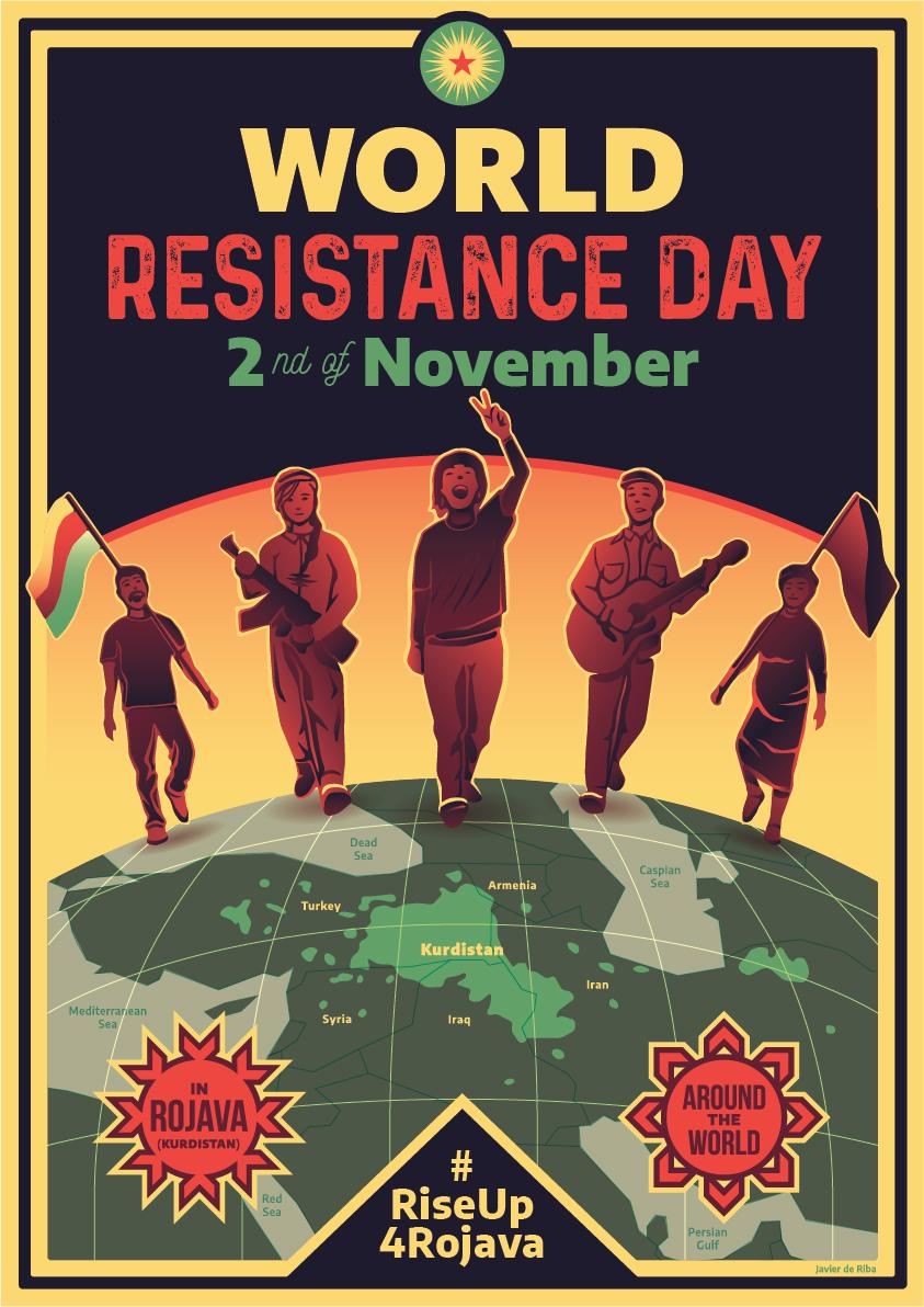 Weltweiter Aktionstag am 2. November